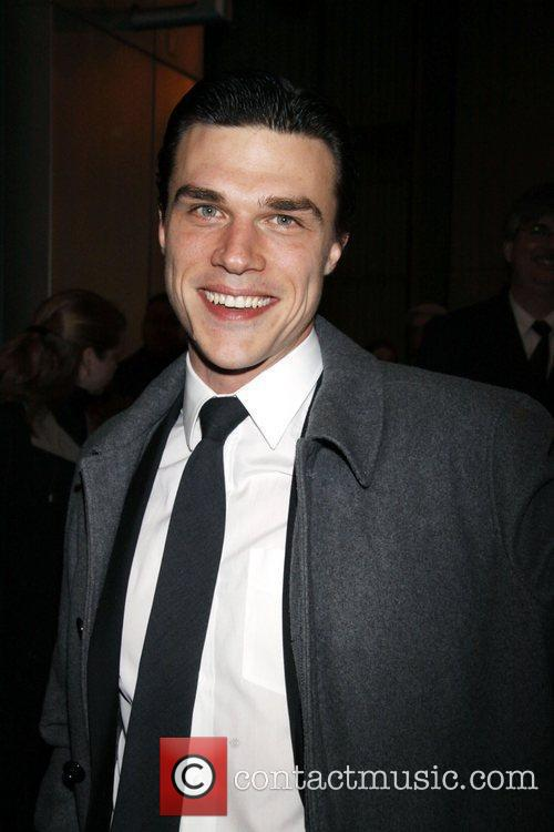 Broadway opening night of 'Death Of A Salesman'...