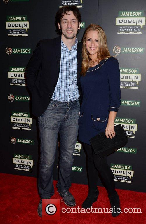 Ralf Little, Miranda Raison and Dublin International Film Festival 1