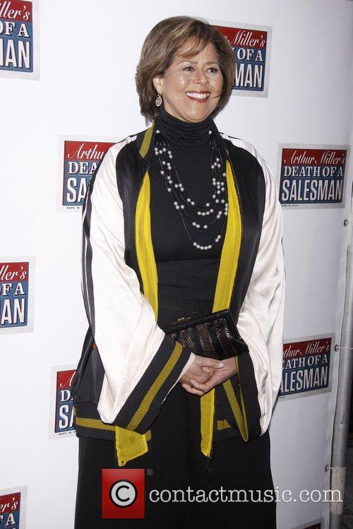 Anna Deavere Smith Broadway opening night of 'Death...