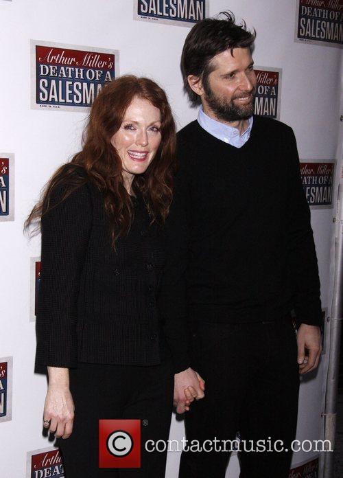 Julianne Moore and Bart Freundlich 2
