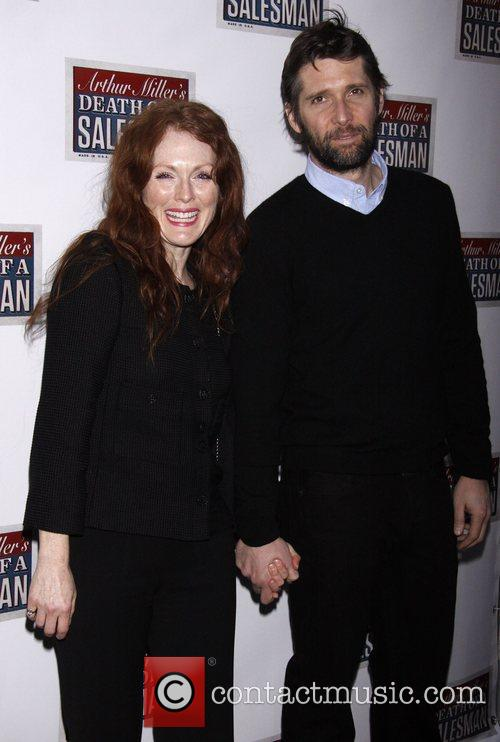 Julianne Moore and Bart Freundlich 1