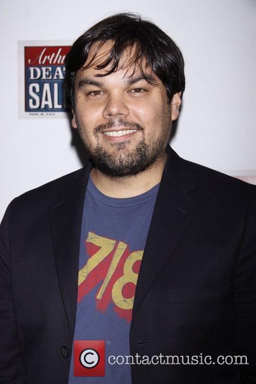 Robert Lopez Broadway opening night of 'Death Of...