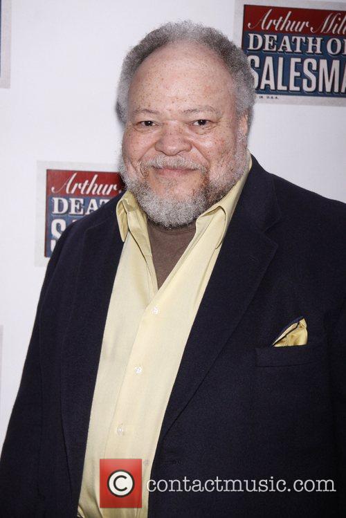 Stephen McKinley Henderson Broadway opening night of 'Death...