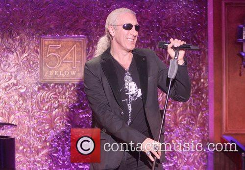 Dee Snider, Twisted Sister, Below and New York City 9