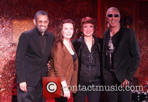 Maurice Hines, Maureen McGovern, Donna McKechnie, Dee Snider, Below, New York City