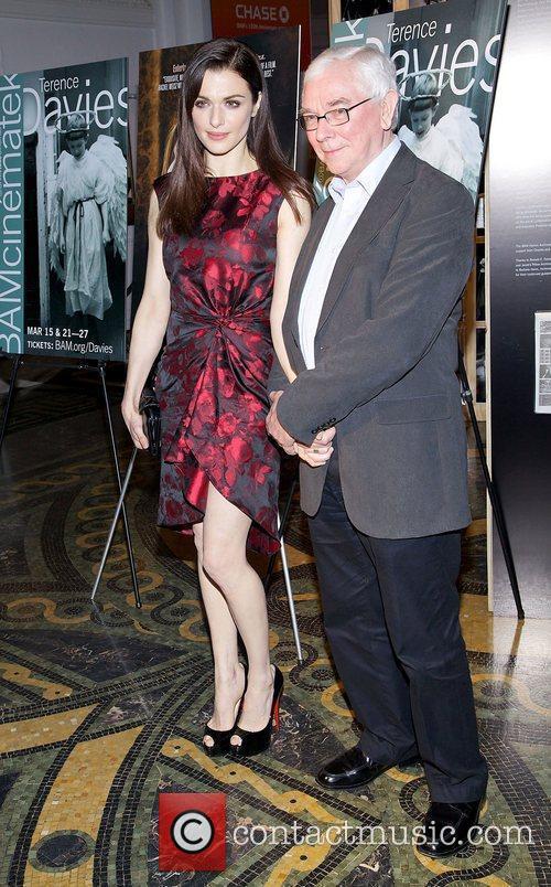 Rachel Weisz and Terence Davies 2