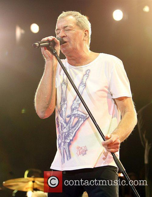 Deep Purple, Ian Gillan and O2 Arena 7