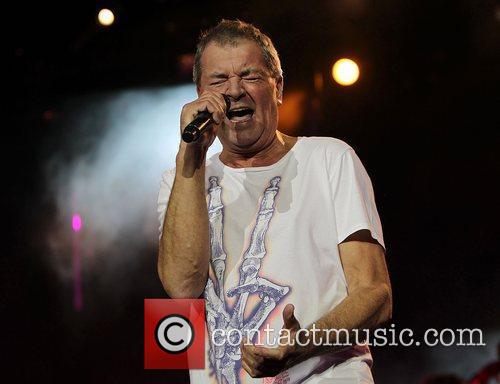 Deep Purple, Ian Gillan and O2 Arena 4
