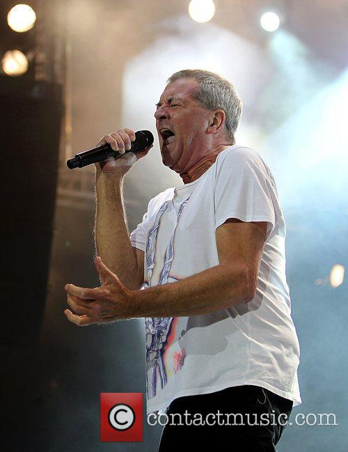 Deep Purple, Ian Gillan and O2 Arena 5