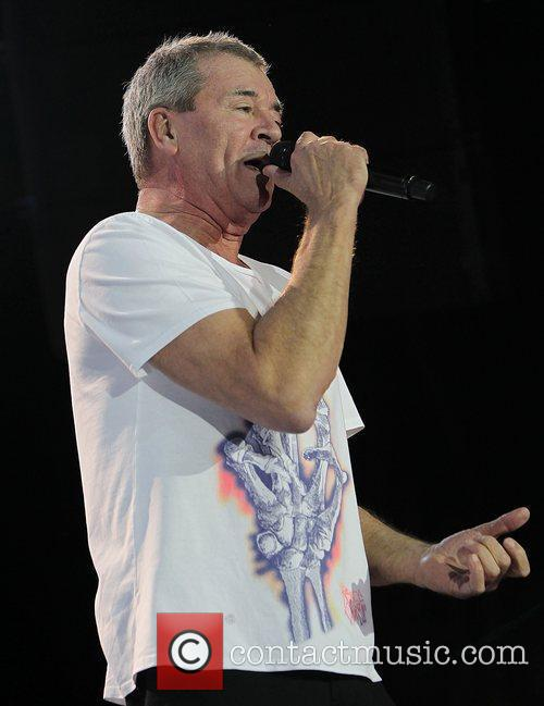 Deep Purple, Ian Gillan and O2 Arena 6