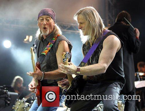 Deep Purple, O2 Arena