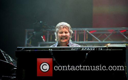Don Airey,  of Deep Purple performing at...