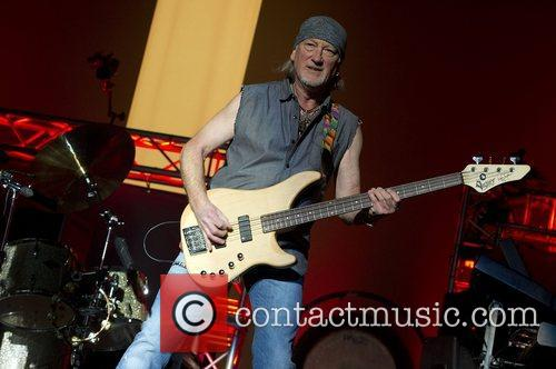Of Deep Purple performing at the Heineken Music...