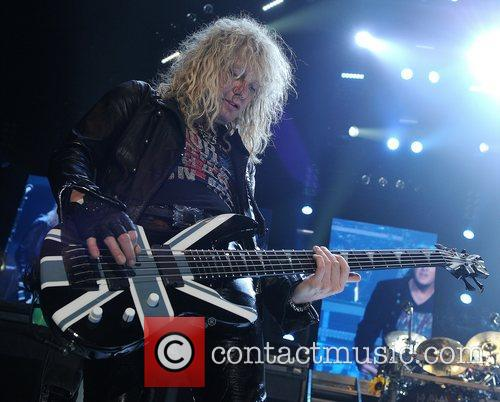 Def Leppard perform live as part of their...