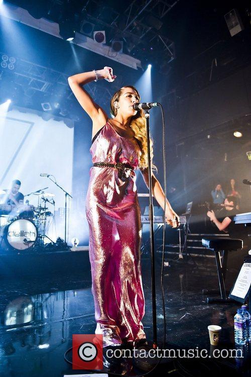 delilah performing live at koko london england   240412 3845261