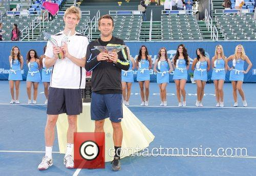 Kevin Anderson and Tennis 2
