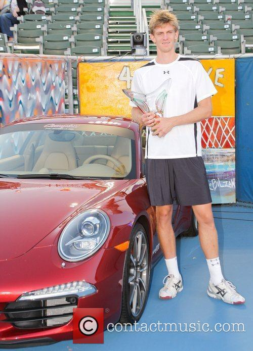 Kevin Anderson and Tennis 3