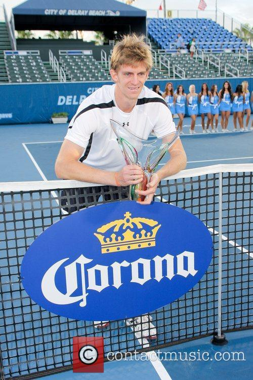 Kevin Anderson and Tennis 4
