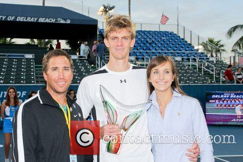 Kevin Anderson and Tennis 5