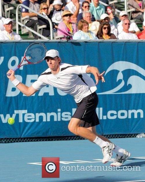 Kevin Anderson and Tennis 7