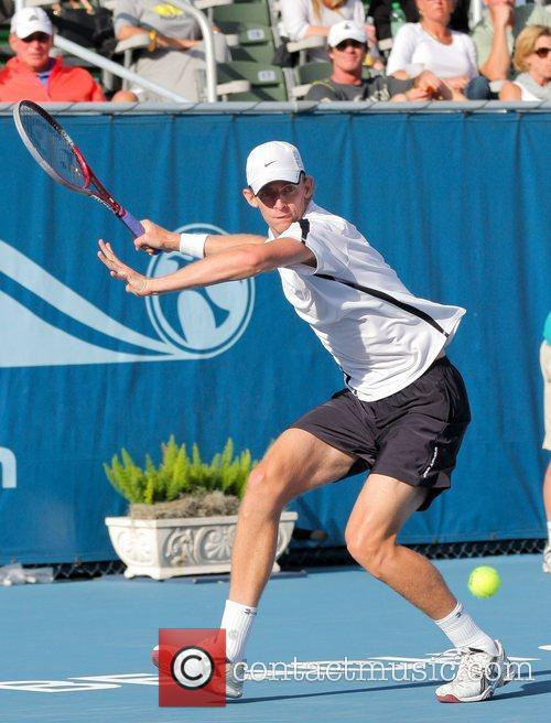 Kevin Anderson and Tennis 8