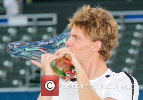 Kevin Anderson and Tennis 9