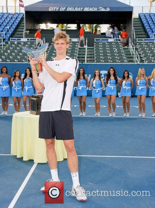 Kevin Anderson and Tennis 11