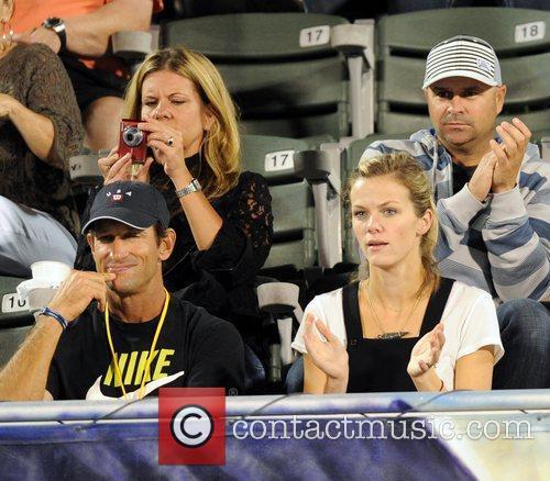 Brooklyn Decker and Andy Roddick 2