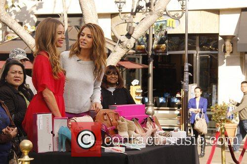 Denise Richards and Maria Menounos 5
