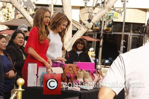 Denise Richards and Maria Menounos 6