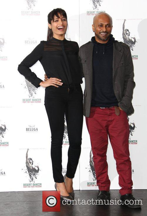 Freida Pinto and Akram Khan 5