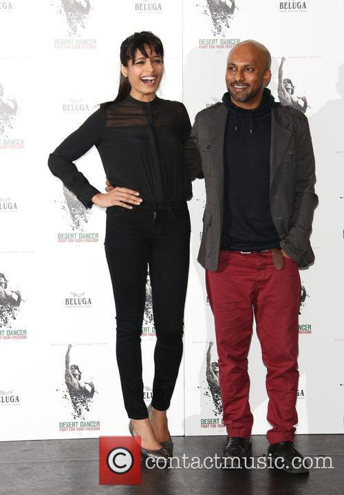 Freida Pinto and Akram Khan 8