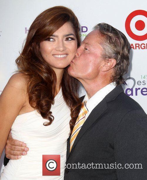 John Savage and Lisa Rinna 1