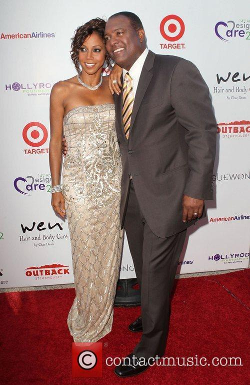 Holly Robinson Peete and Rodney Peete 4