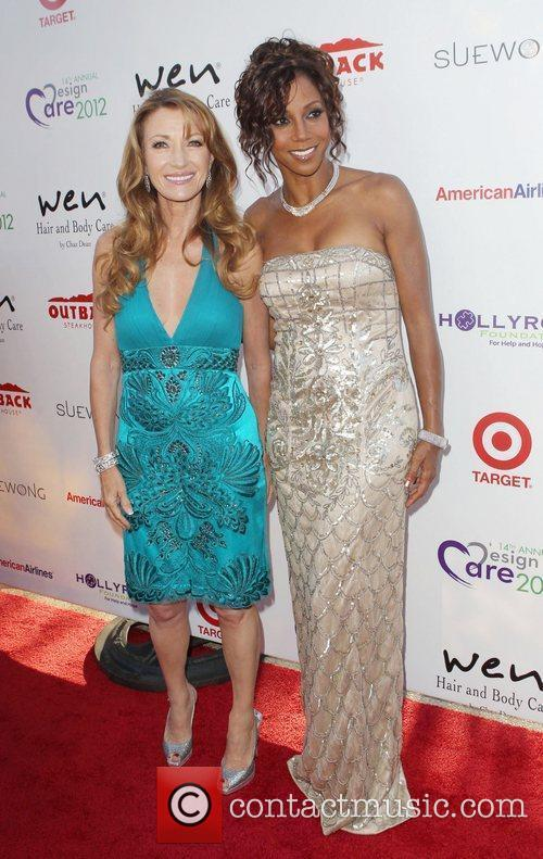 Jane Seymour and Holly Robinson Peete 3