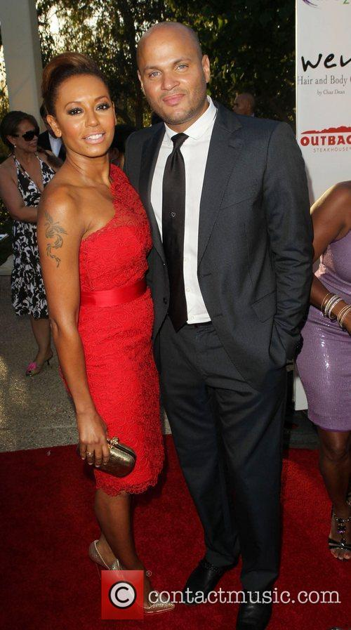 Mel B and Stephen Belafonte 9