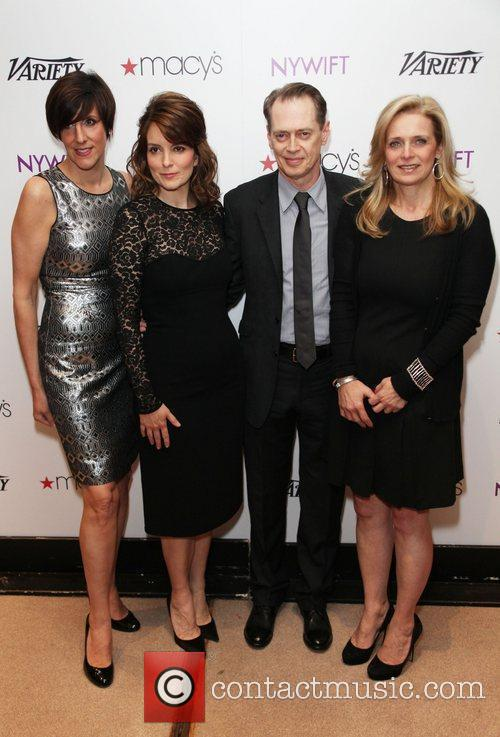 Tina Fey, Steve Buscemi and Macy's 3