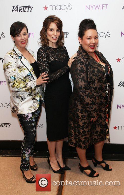 Tina Fey, Bennett Miller and Macy's 2