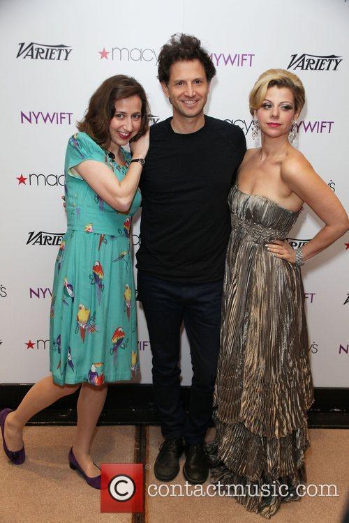 Kristen Schaal, Bennett Miller and Macy's 3