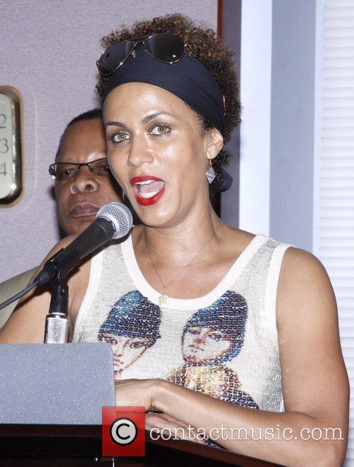 Nicole Ari Parker and Diversity 5