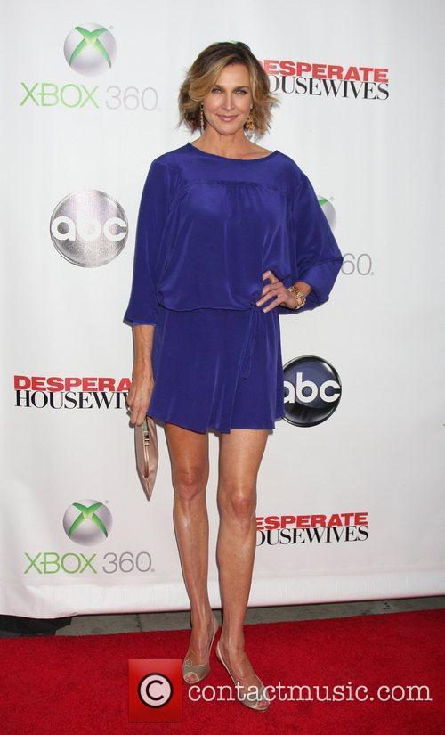 Brenda Strong 'Desperate Housewives' finale party held at...