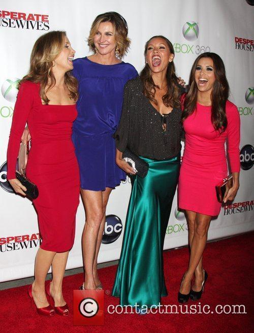 Felicity Huffman, Brenda Strong, Eva Longoria and Vanessa Williams 1
