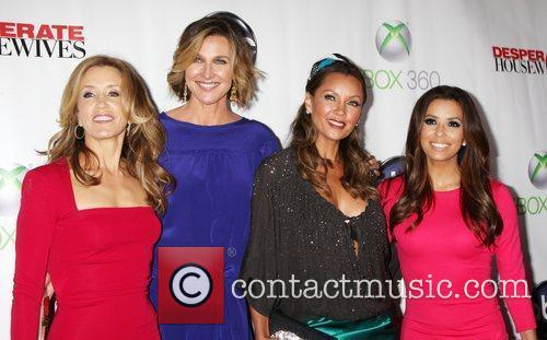 Felicity Huffman, Brenda Strong, Eva Longoria and Vanessa Williams 2