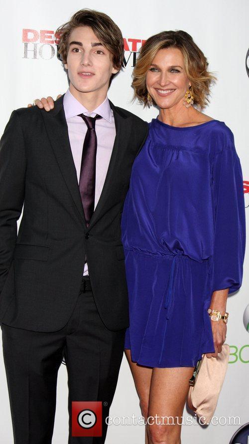 John Zakery Henri, Brenda Strong 'Desperate Housewives' finale...