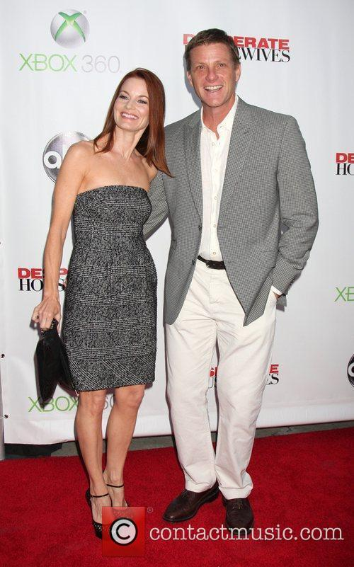 Laura Leighton and Doug Savant 3