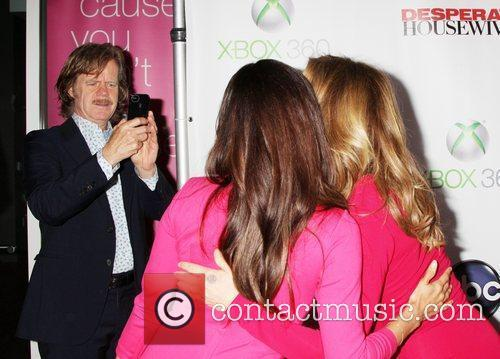 William H Macy, Eva Longoria, Felicity Huffman