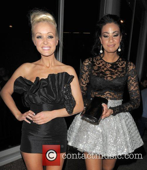 'Desperate Scousewives' stars Layla Flaherty, Amanda Harrington, Debbie...