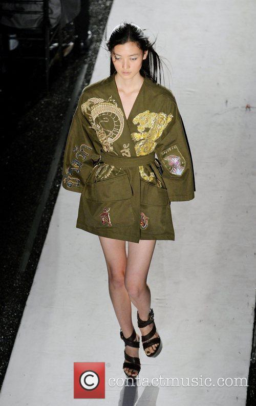 Model Destination Fashion 2012 To Benefit The Buoniconti...