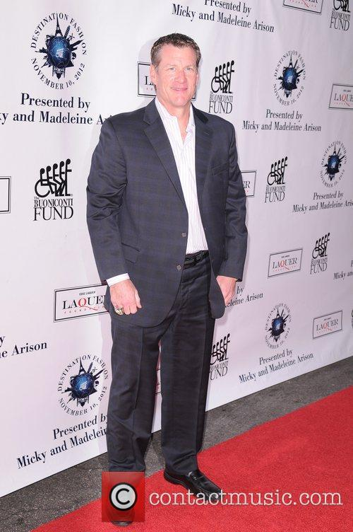 Jeff Conine attends  Destination Fashion 2012 To...