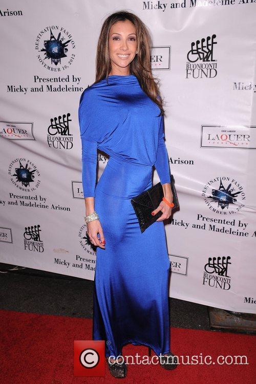 Katrina Campins  attends  Destination Fashion 2012...